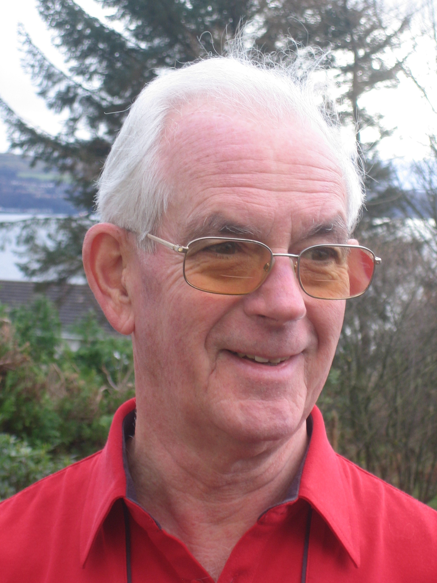 Roy Bain